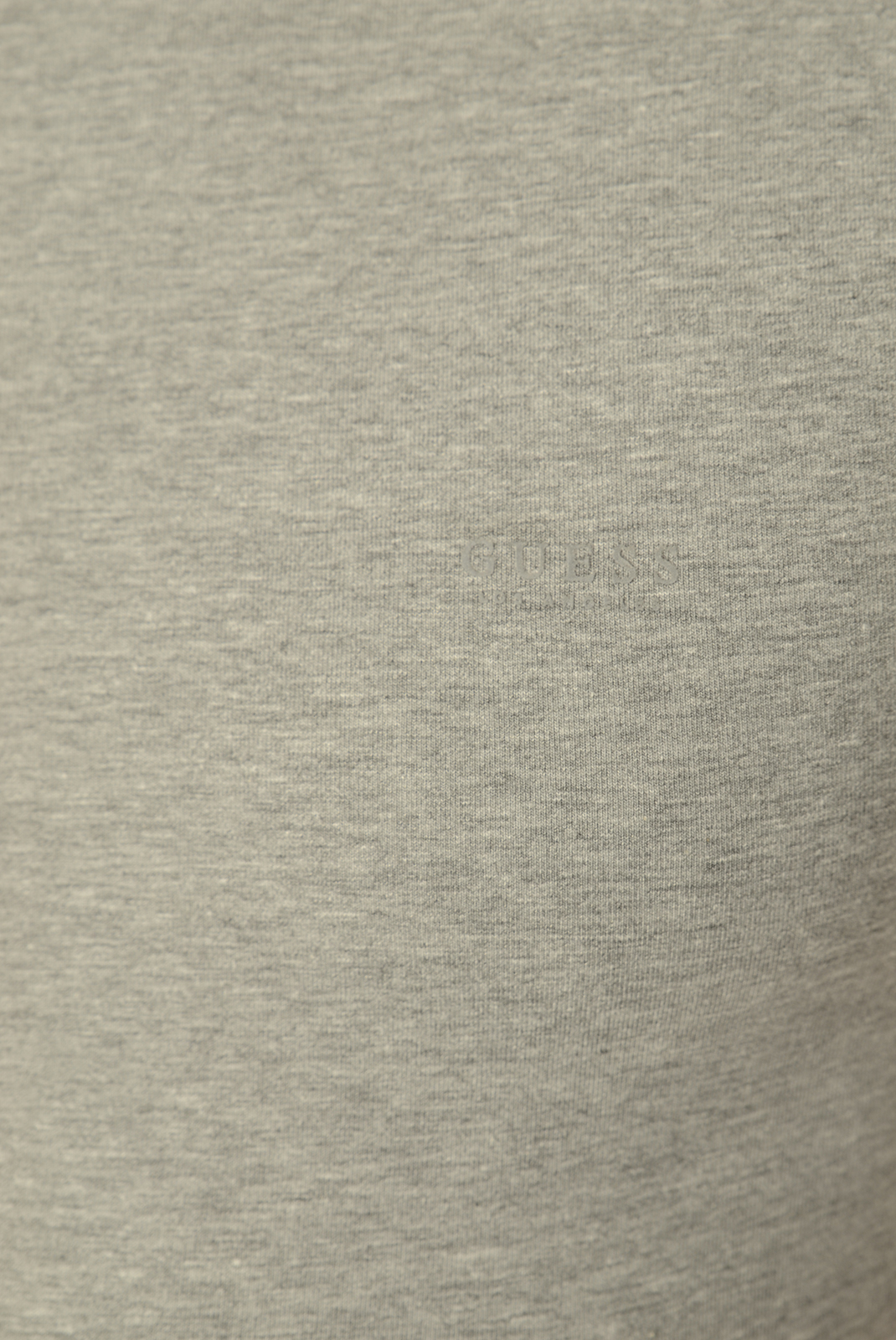 Tee-shirts  Guess jeans M73I56 J1300 M97 GRIS