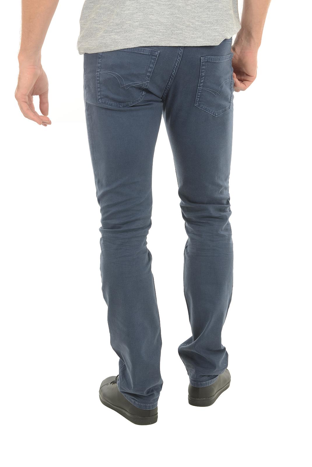 Pantalons chino/citadin  Lee cooper LC122ZP 7634 NAVY