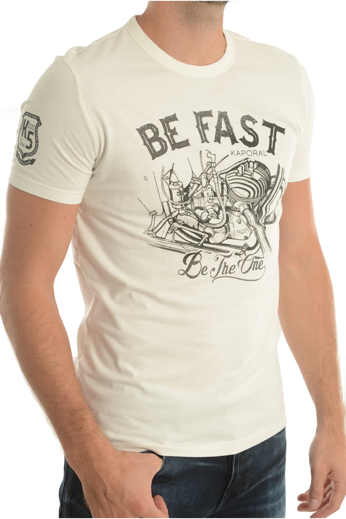 Tee-shirts manches courtes KAPORAL