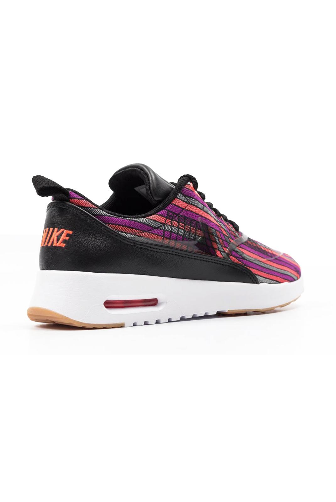 Baskets / Sneakers  Nike 885021 AIR MAX THEA ULTRA 001 BLACK/WHITE/JAUNE