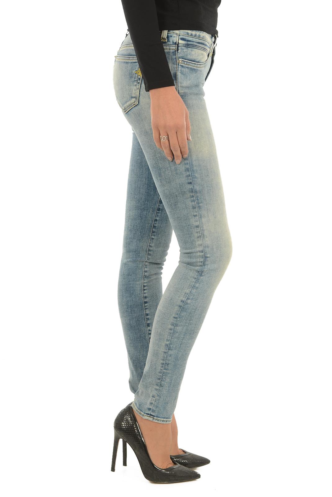 Jeans   Meltin'pot MAIA D1669 UM395 BF15 BLEU