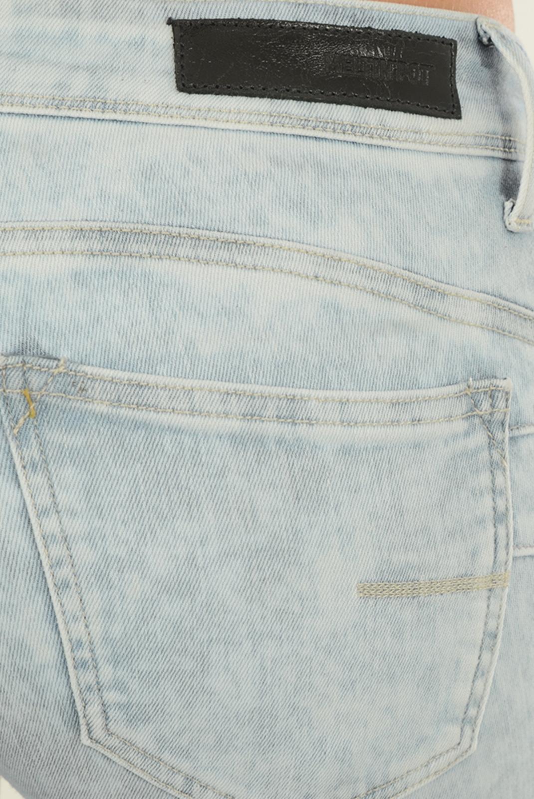 Jeans   Meltin'pot MONIE D1648 UM520 NS14 BLEU