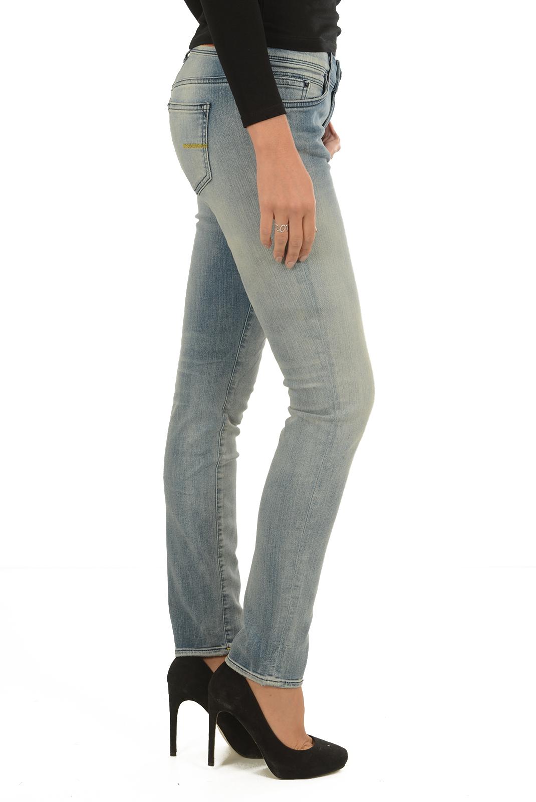 Jeans   Meltin'pot MARCELINE D1586 UB518 BS15 BLEU