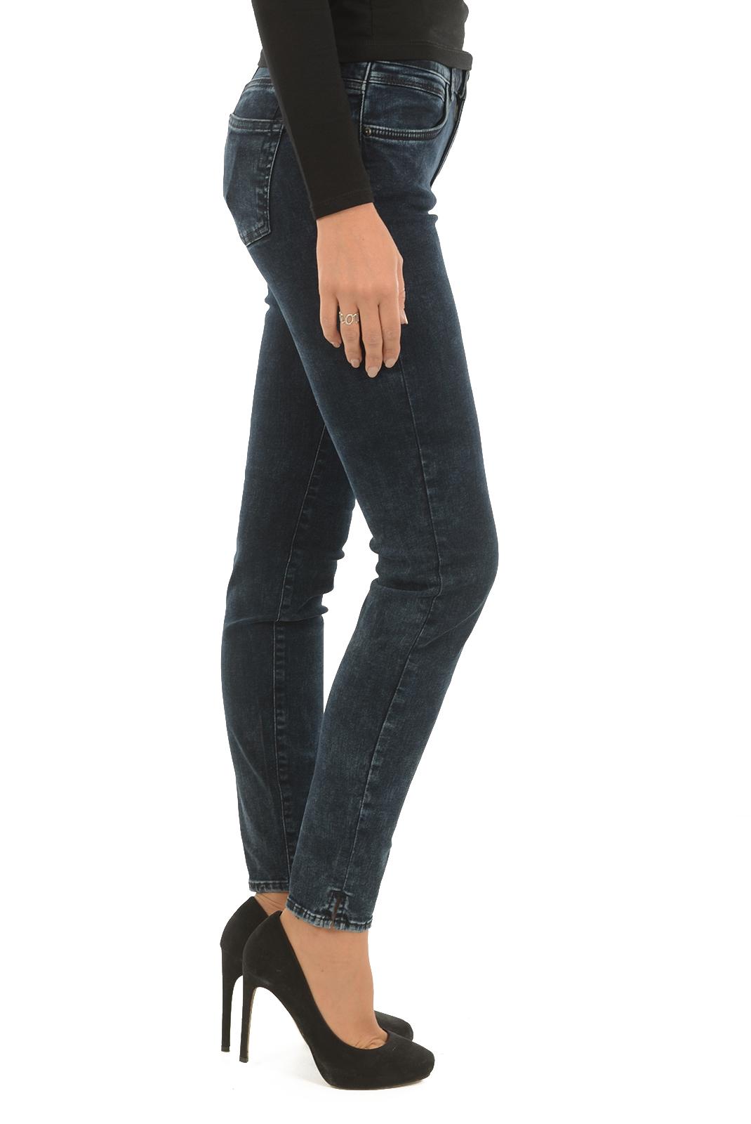 Jeans   Meltin'pot MIREA D2034 RK040 BF16 BLEU