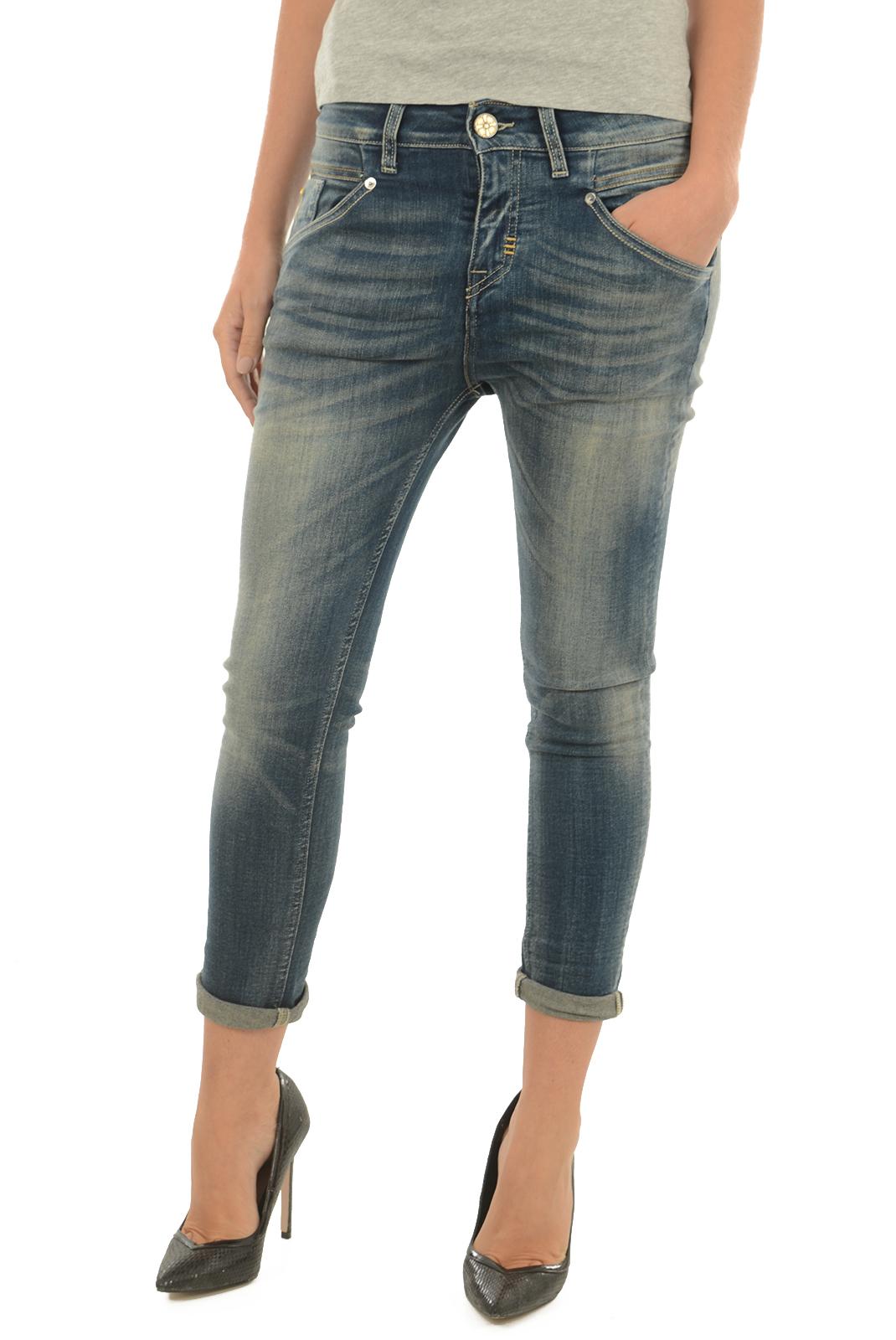 Jeans   Meltin'pot LEIA D1669 UD390 BF15 BLEU
