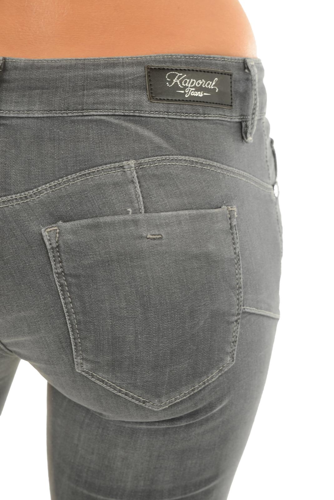 Jeans   Kaporal LOKA H17 METAL