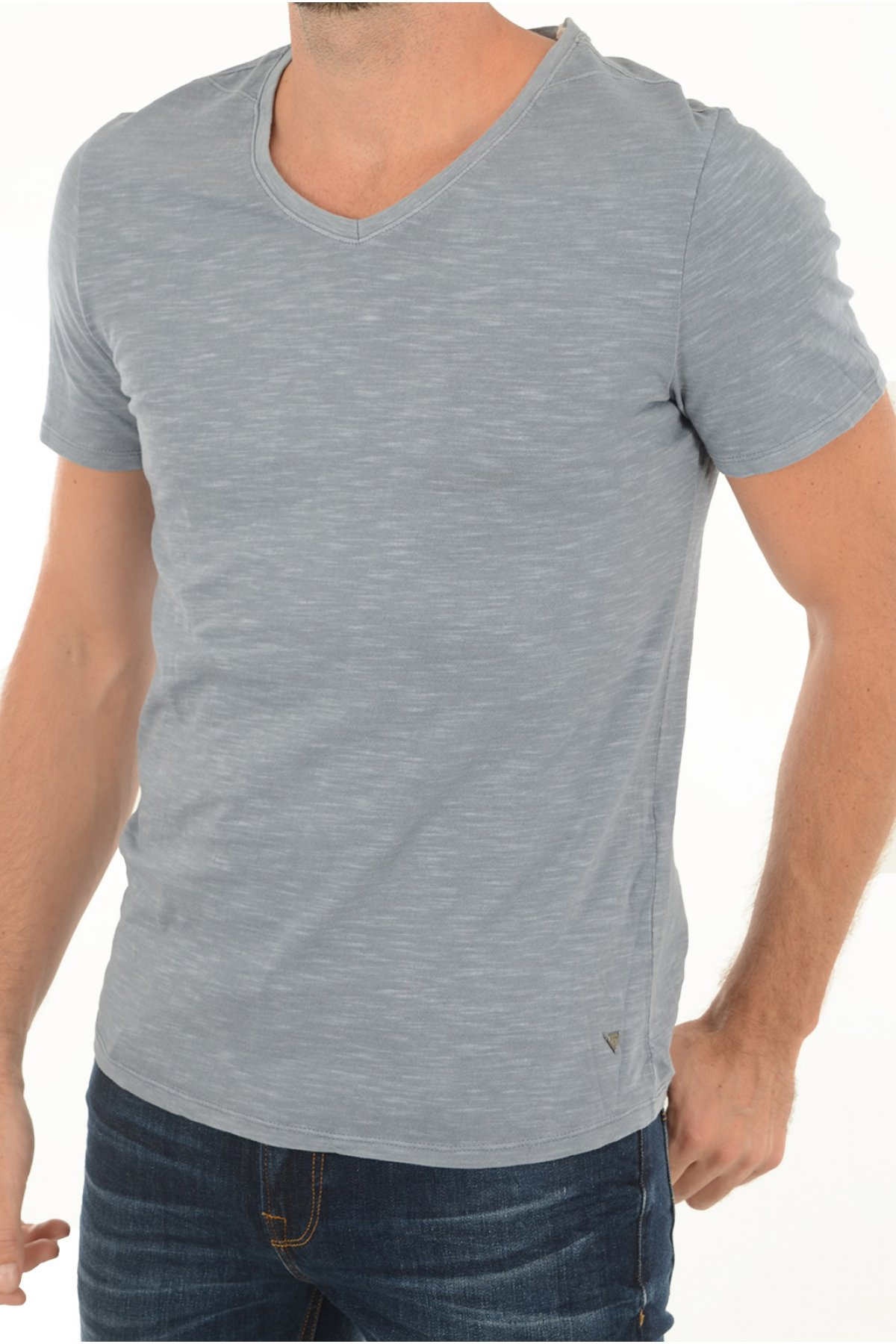 Tee-shirts-manches-courtes-GUESS-JEANS-M74I65-K6920