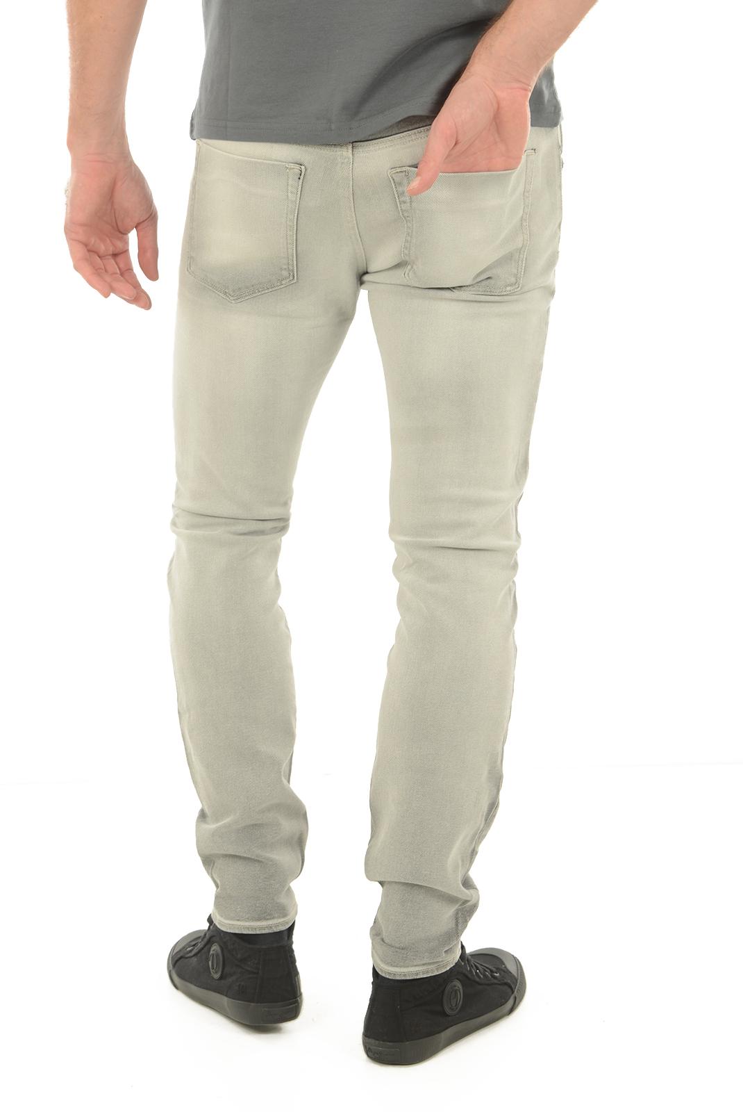 Jeans  Meltin'pot MERET D1573 CH908 NF16 GRIS