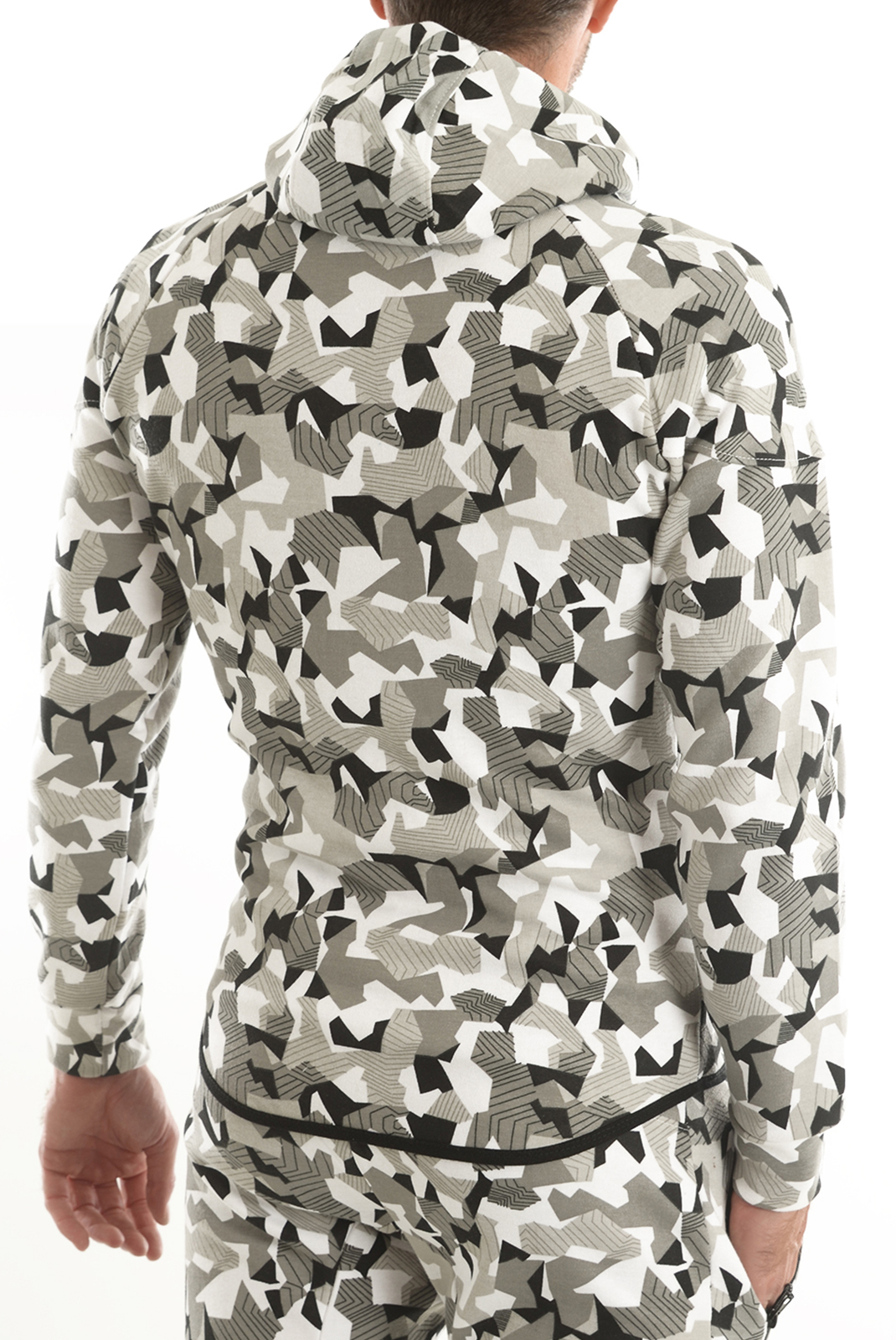 Survêtements  Apologize NAIVO CAMO GEO WHITE