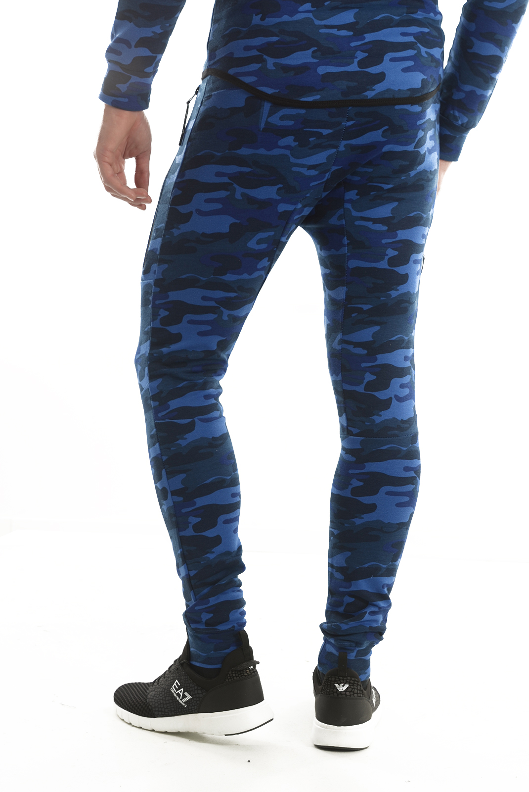 Survêtements  Apologize NAIVO CAMO BLUE