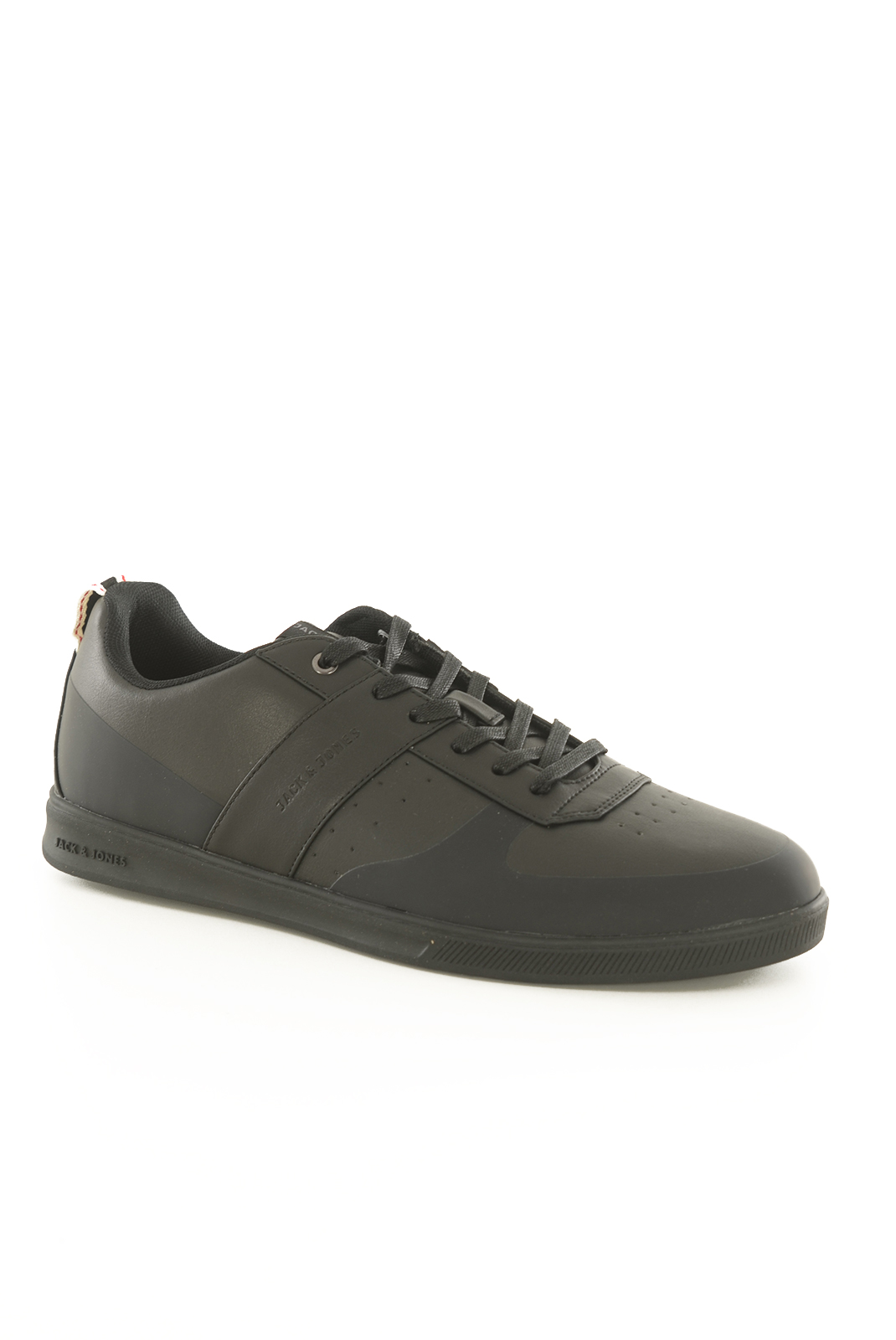 Chaussures   Jack & Jones KLEEN PU ANTHRACITE
