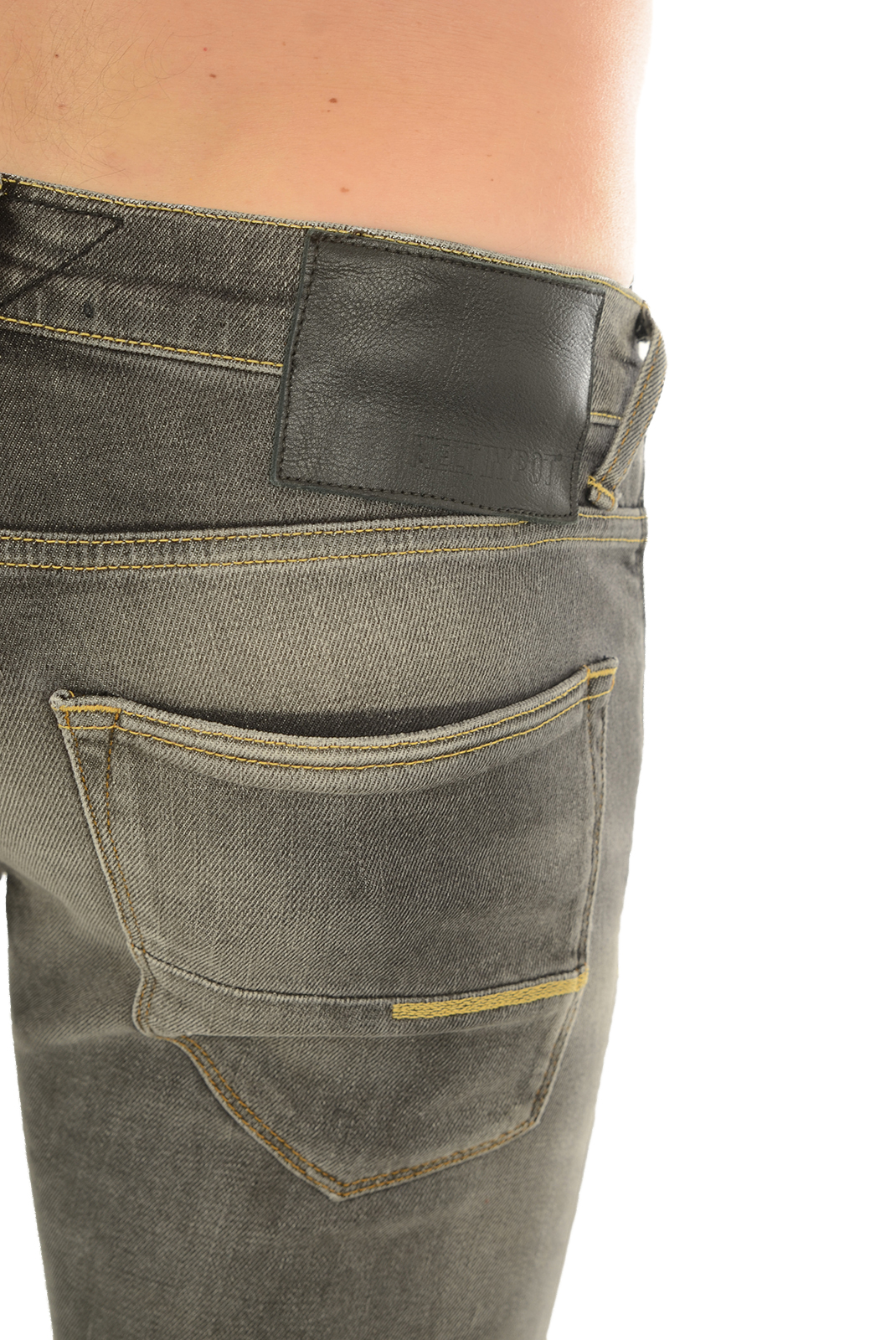 Jeans  Meltin'pot MARTIN MP002 D1573 UB090 NF14 GRIS