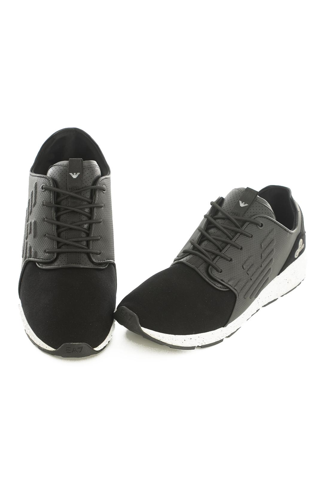 Chaussures   Emporio armani 248016 7A268 020 NOIR