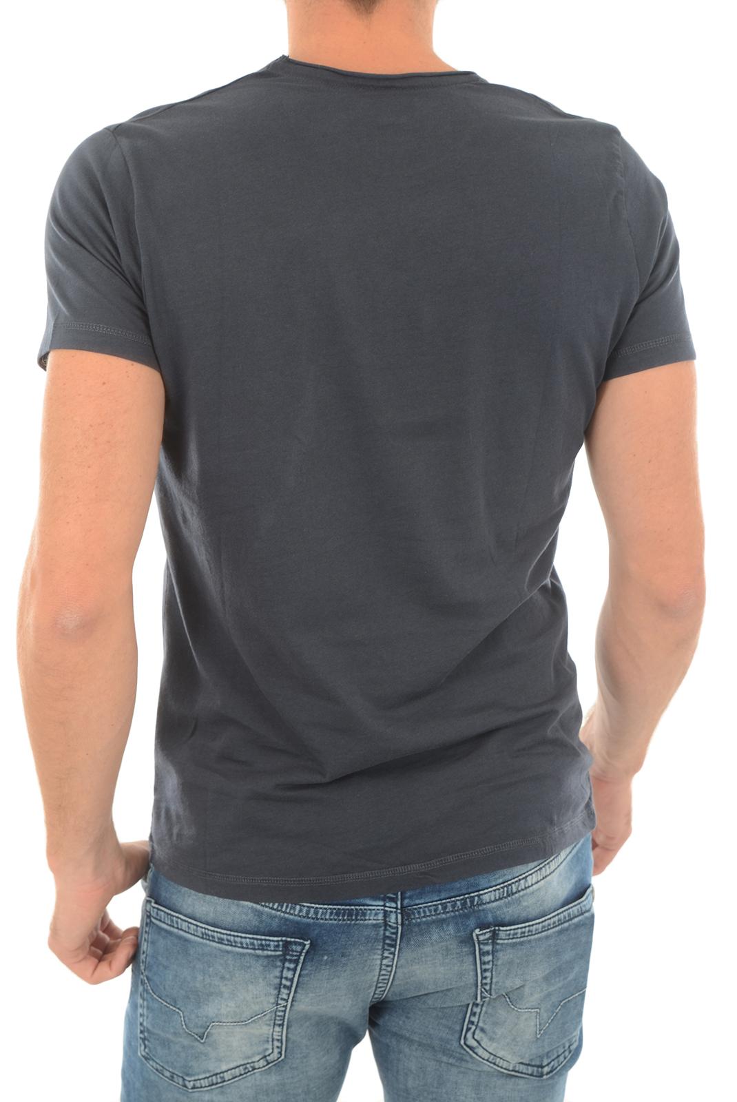 Tee-shirts  Pepe jeans PM502293 LUKE 587 VESPERTINE