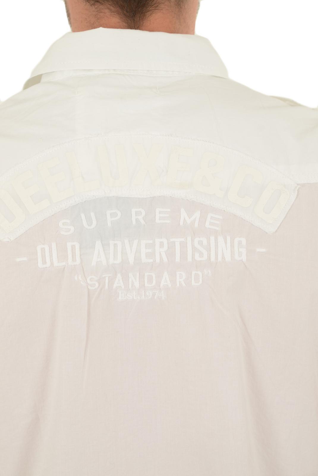 Chemises   Deeluxe SPARODRY S17 WHITE