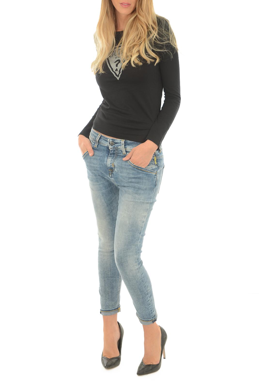 Jeans   Meltin'pot LEIA D1669 UM395 BF15 BLEU