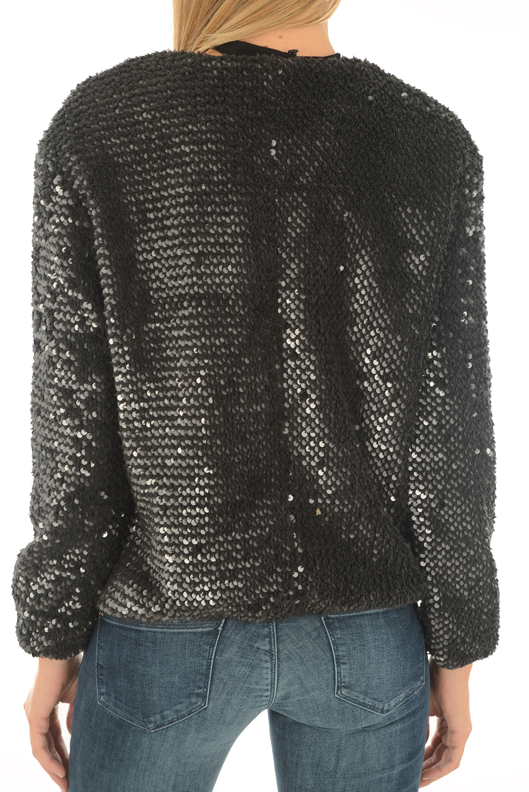 Blouson  Vero moda STARLIGHT SHORT JACKET BLACK