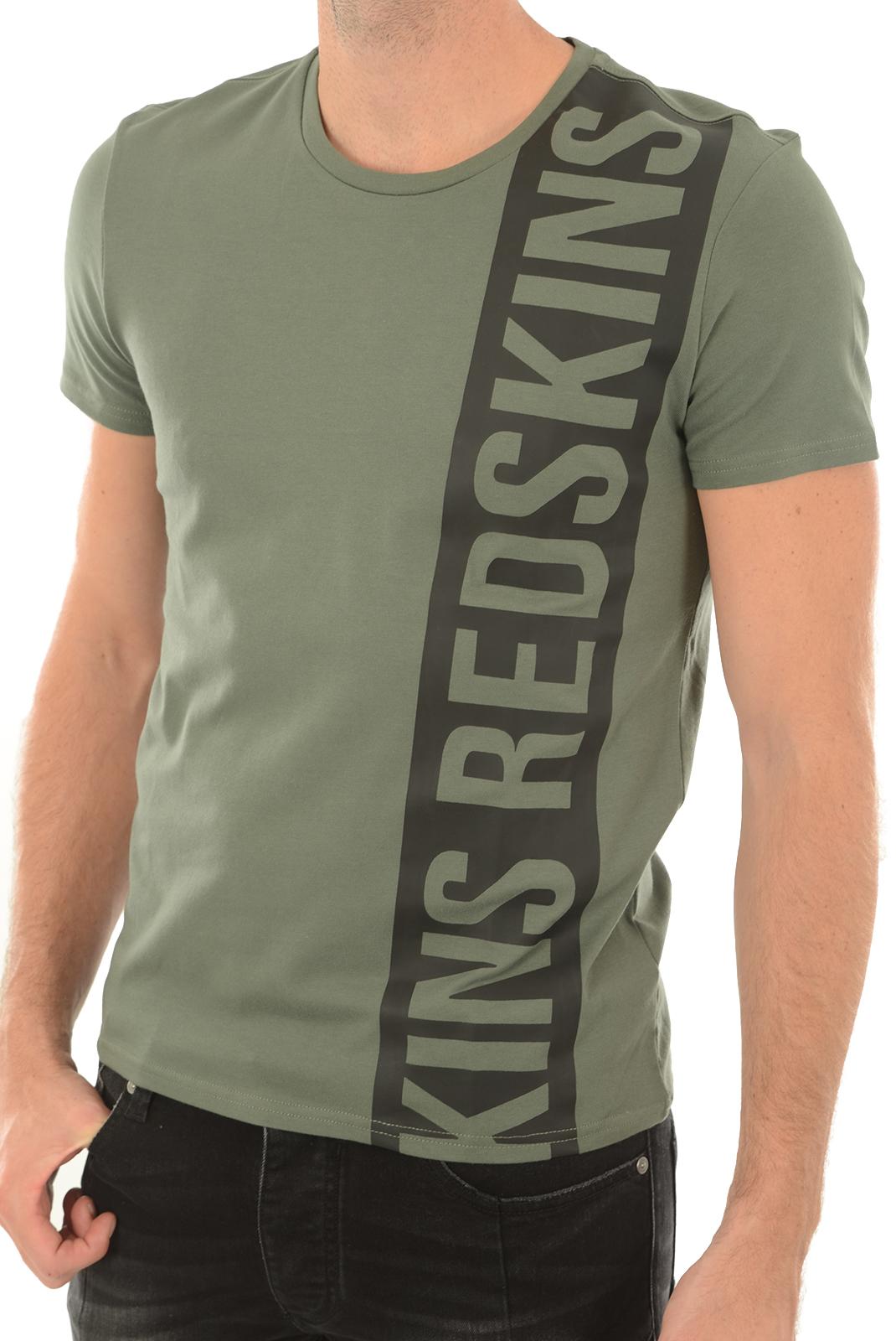 T-S manches courtes  Redskins RAFTING CALDER H17 KHAKI
