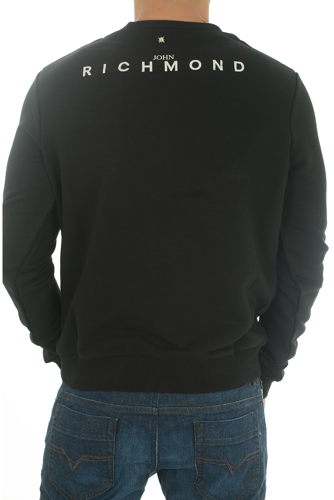 Sweatshirts  John richmond JACIARA W0083 NOIR
