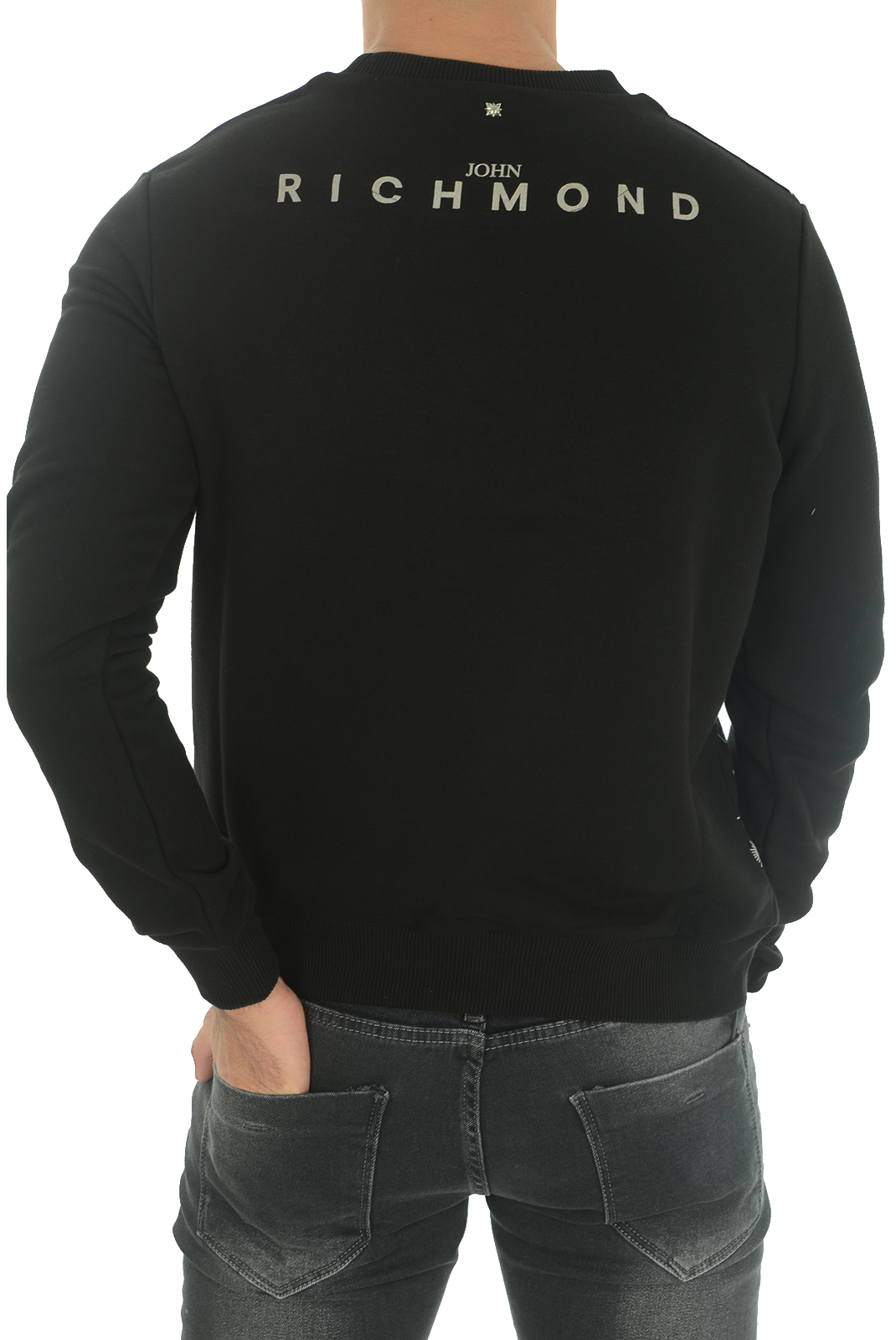 Sweatshirts  John richmond MATINHA W0083 NOIR