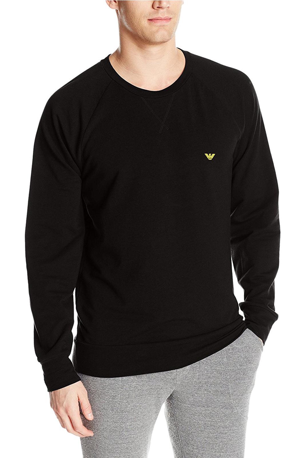 Sweatshirts  Emporio armani 111062 7P575 0020 BLACK