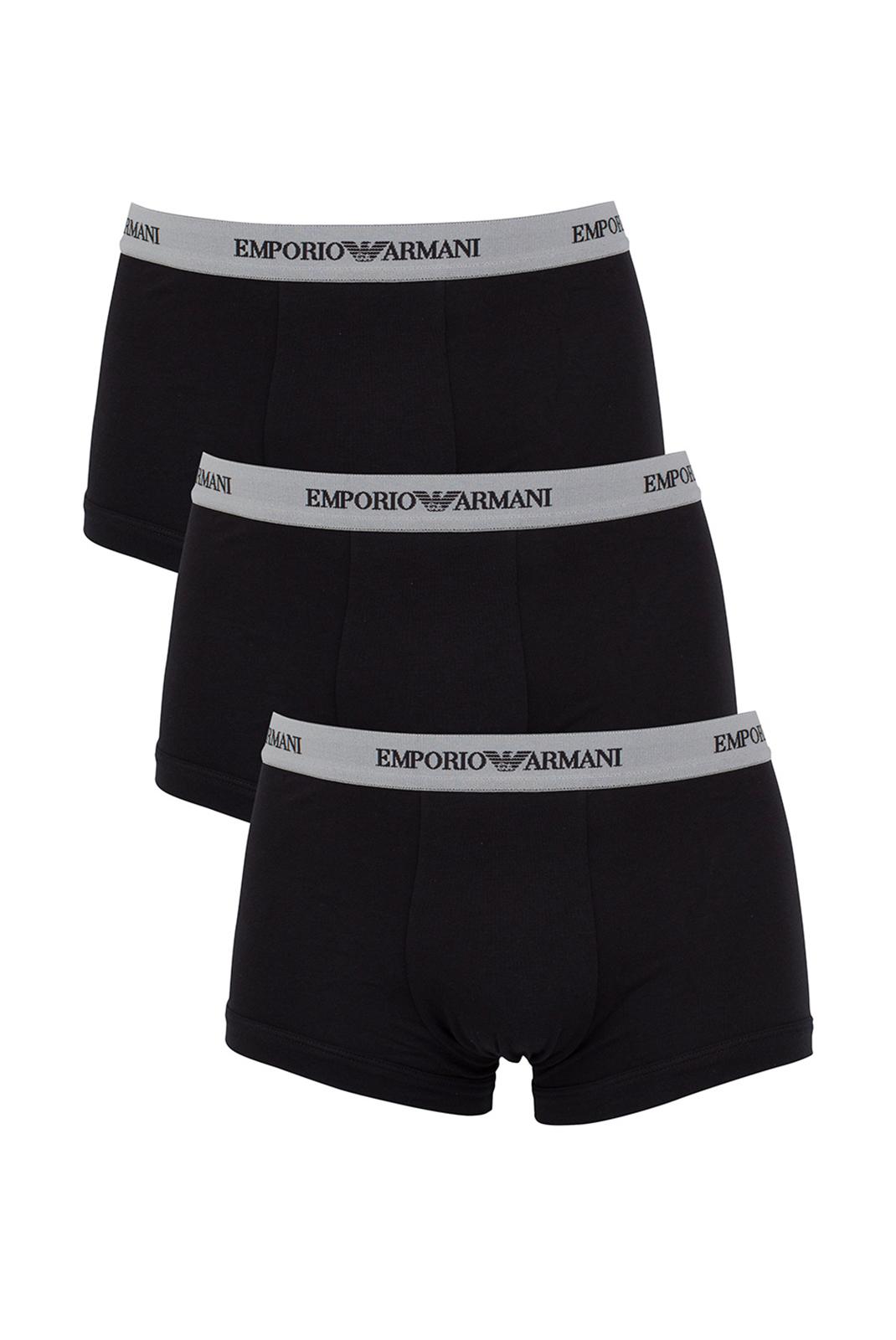 Slips-Caleçons  Emporio armani 111357 CC717 00120 BLACK