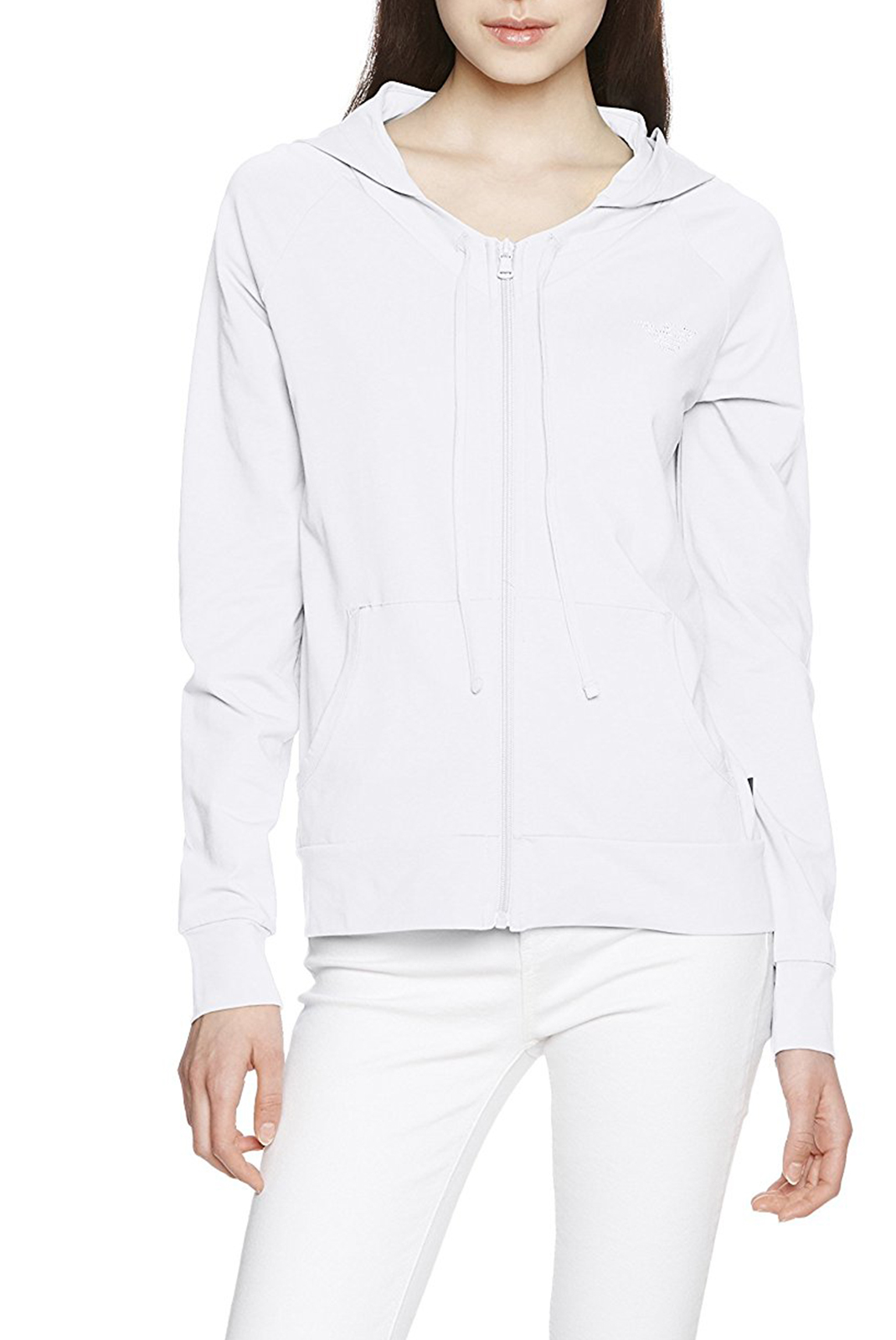 Veste streetwear  Emporio armani 163891 7P263 00010 WHITE