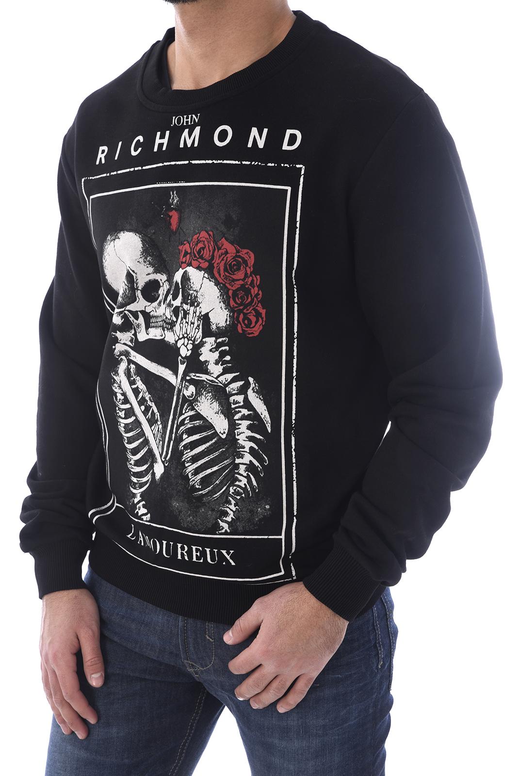 Sweatshirts  John richmond ALOANDIA W0083 NOIR