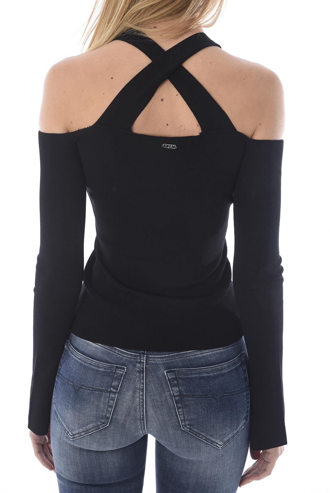 Top   Guess jeans W81R01 Z1V02 A996 NOIR