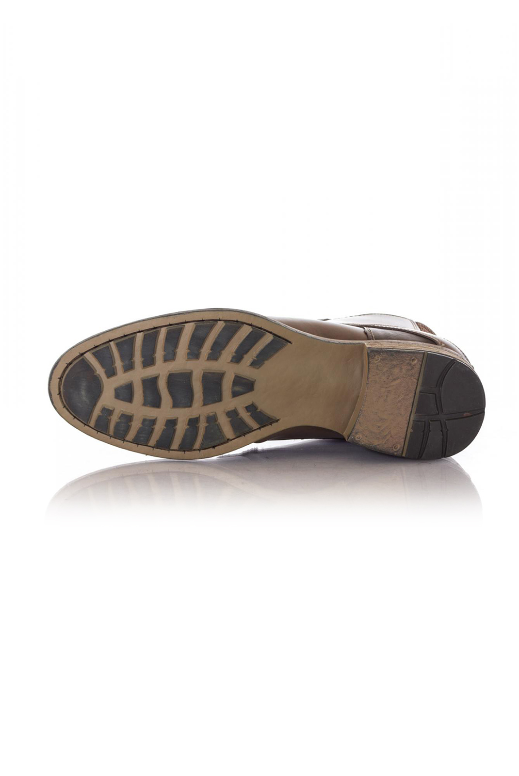 Chaussures   Redskins CAPS MARRON
