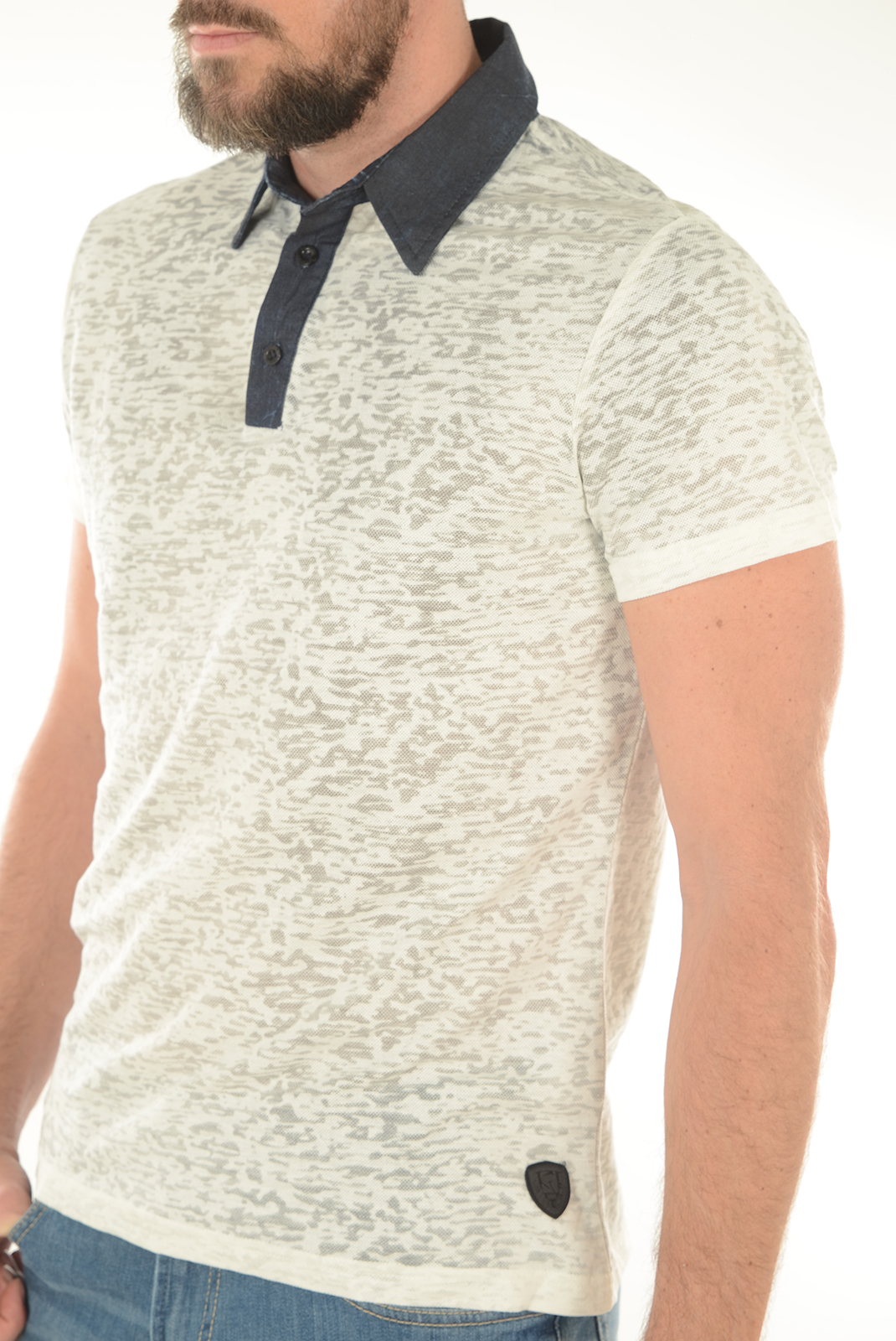 Polos  Redskins DIONYSOS SEERS WHITE NAVY