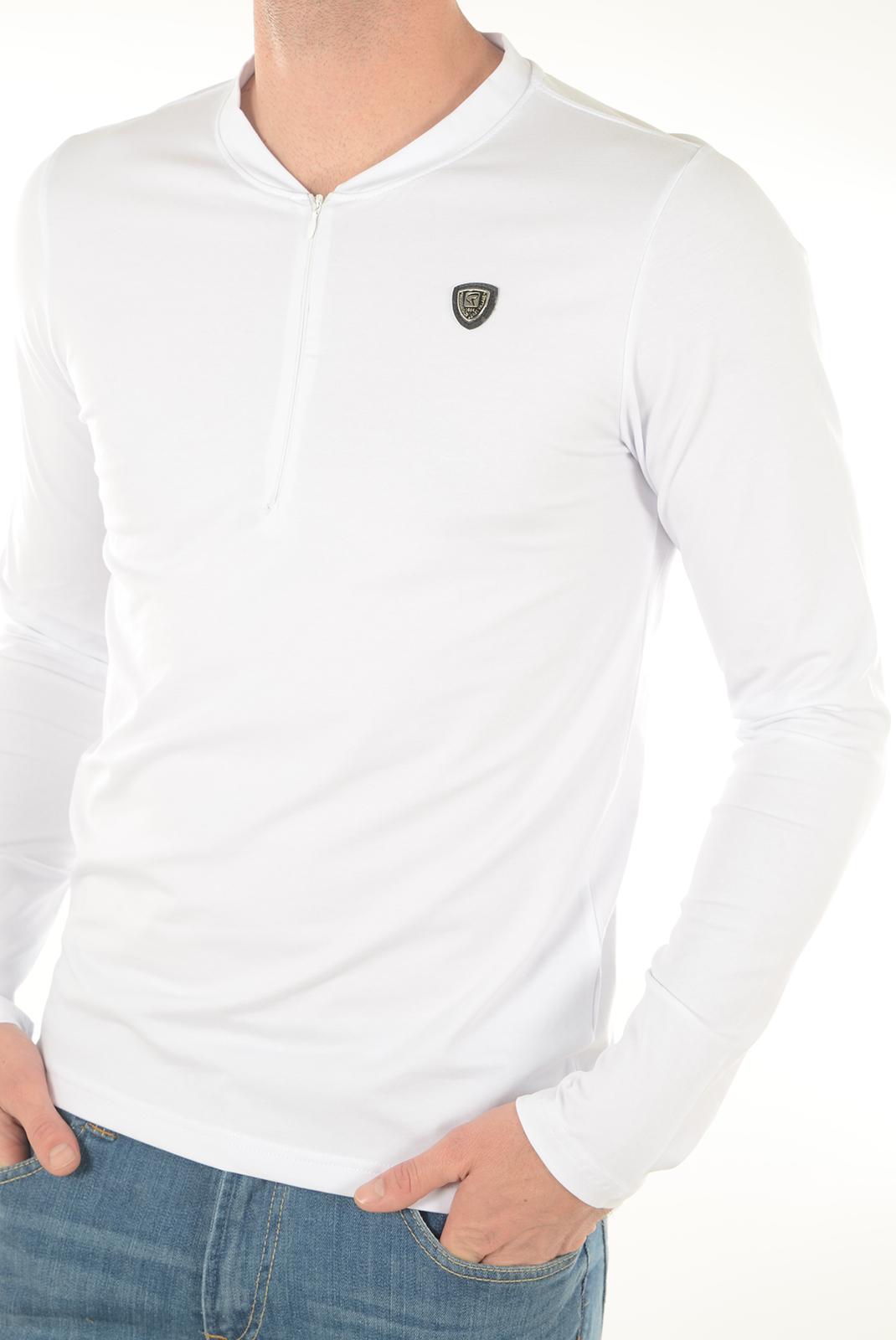 Tee-shirts  Redskins WOW WARNER H16 WHITE