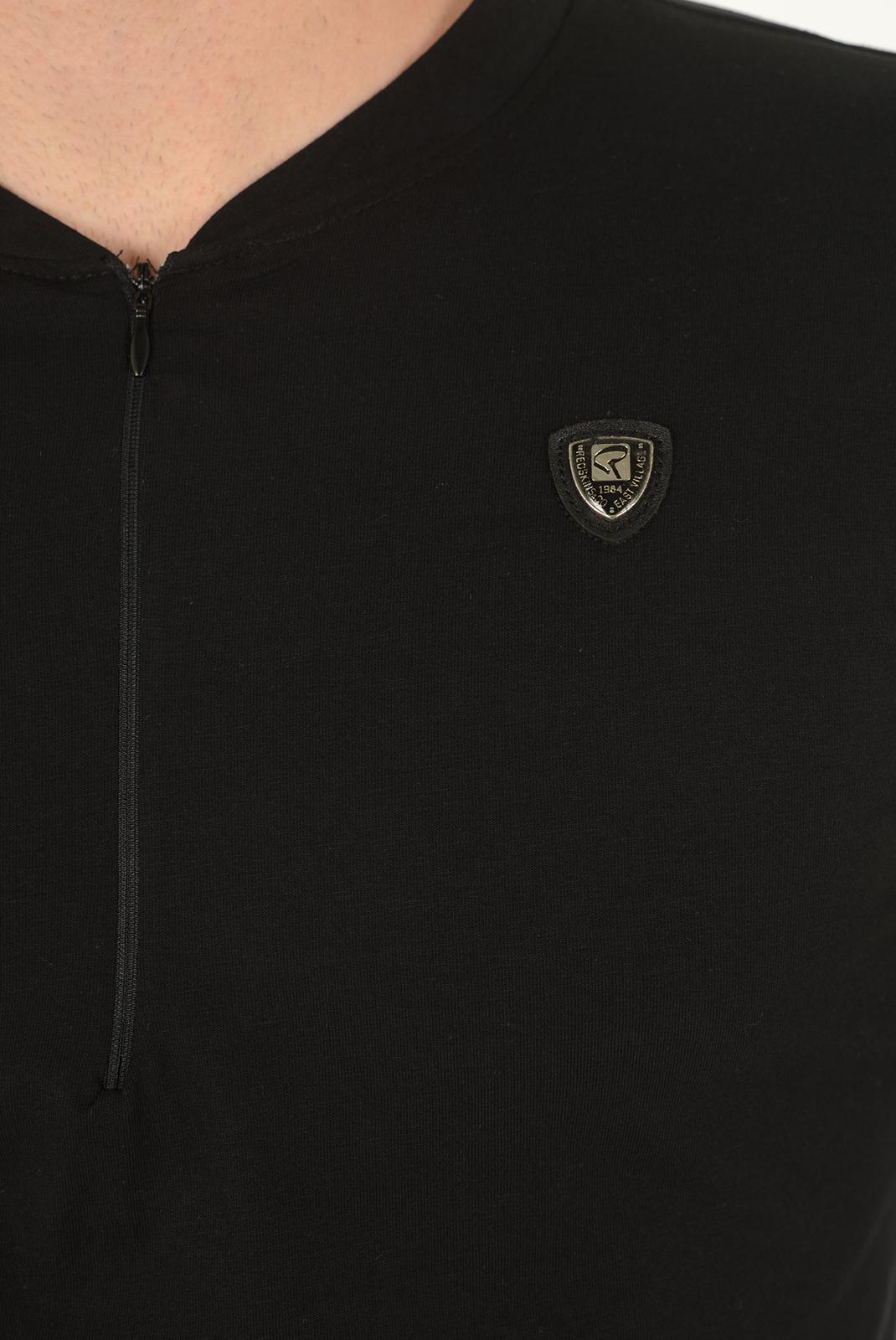 Tee-shirts  Redskins WOW WARNER H16 BLACK