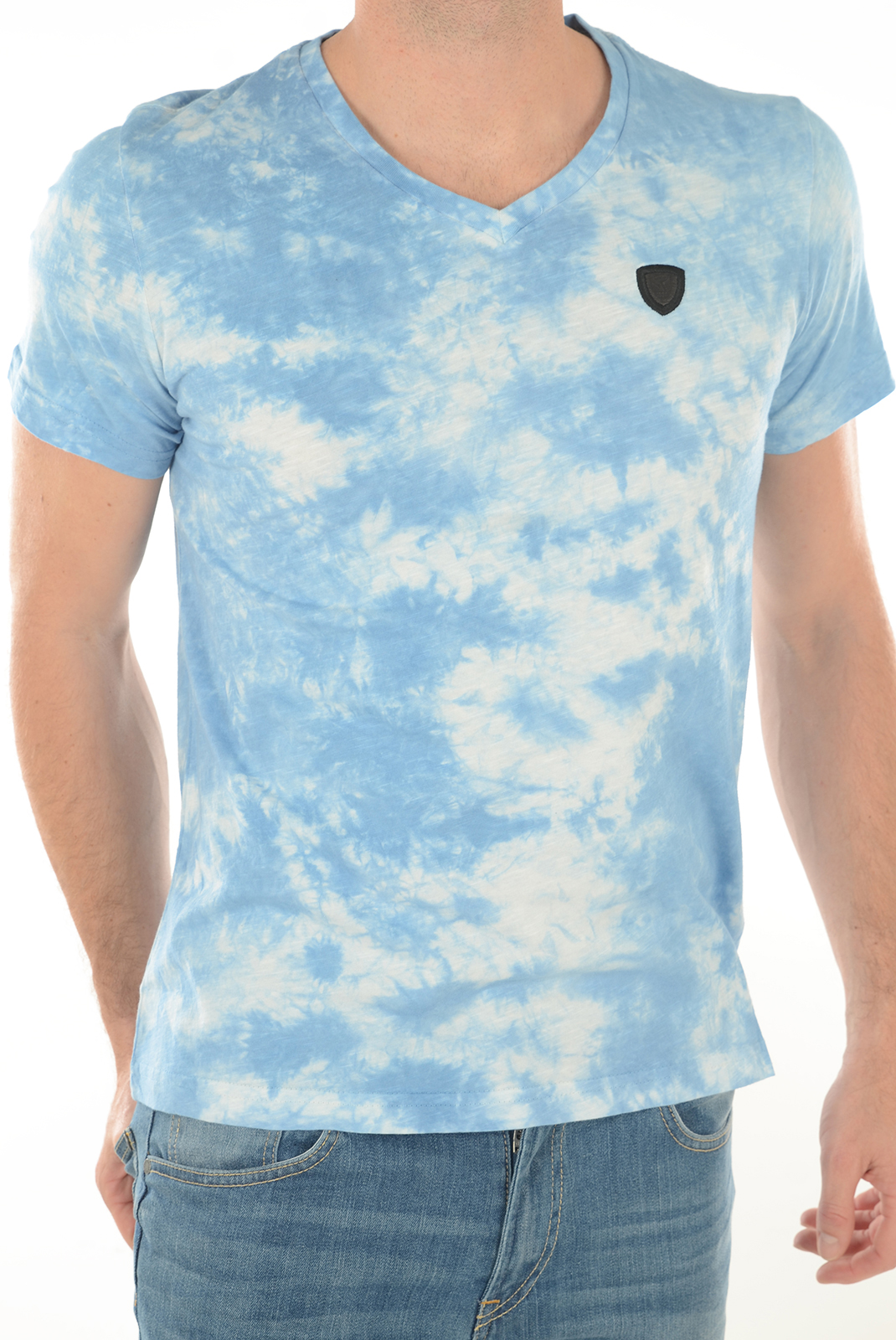 Tee-shirts  Redskins WASABI RALLY DAZZLING BLUE