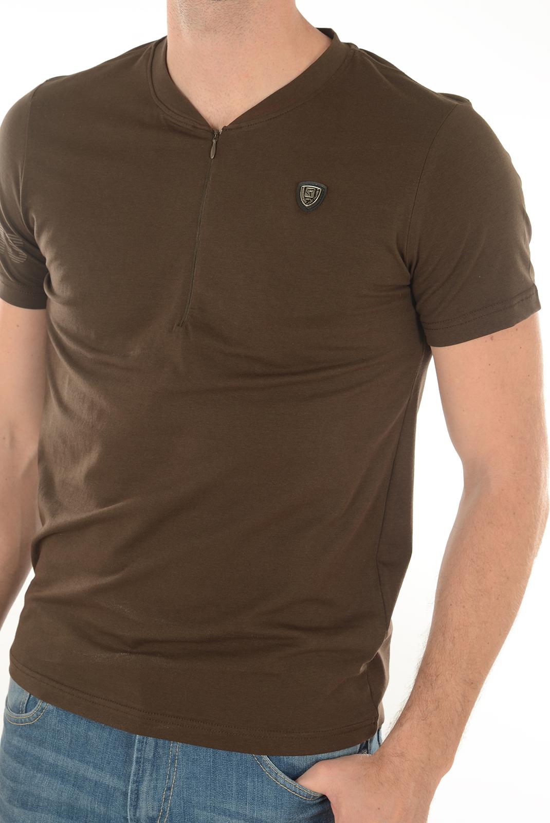 Tee-shirts  Redskins NABOO WARNER CHOCOLAT