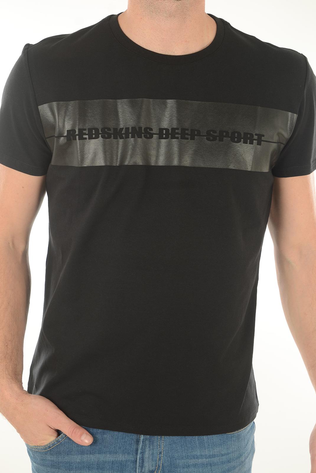 Tee-shirts  Redskins AVENER COBRA NOIR