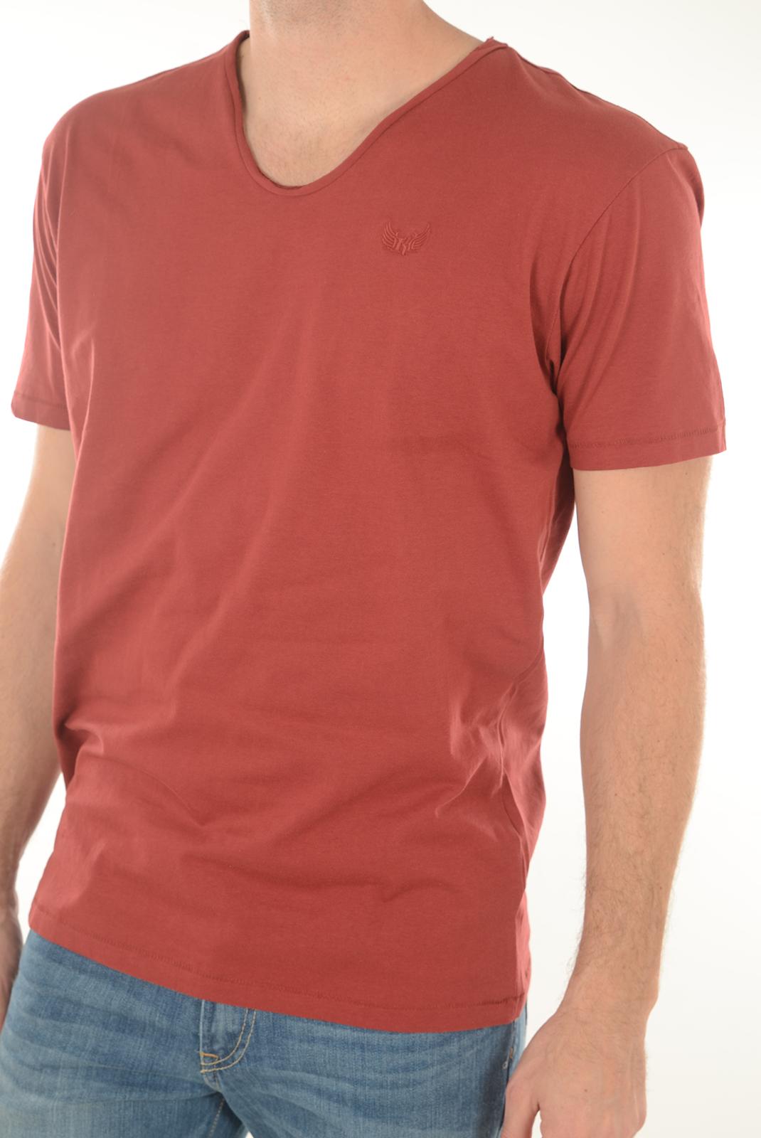 Tee-shirts  Kaporal SALVA MERLOT