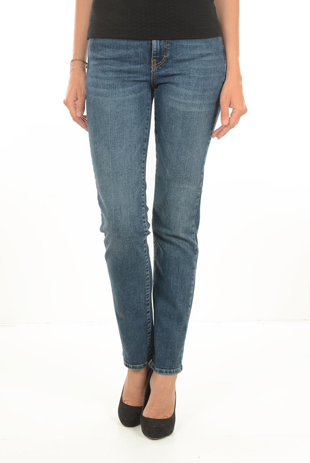 Jeans   Vero moda FIFTEEN STRAIGHT NW BA024 NOOS DENIM