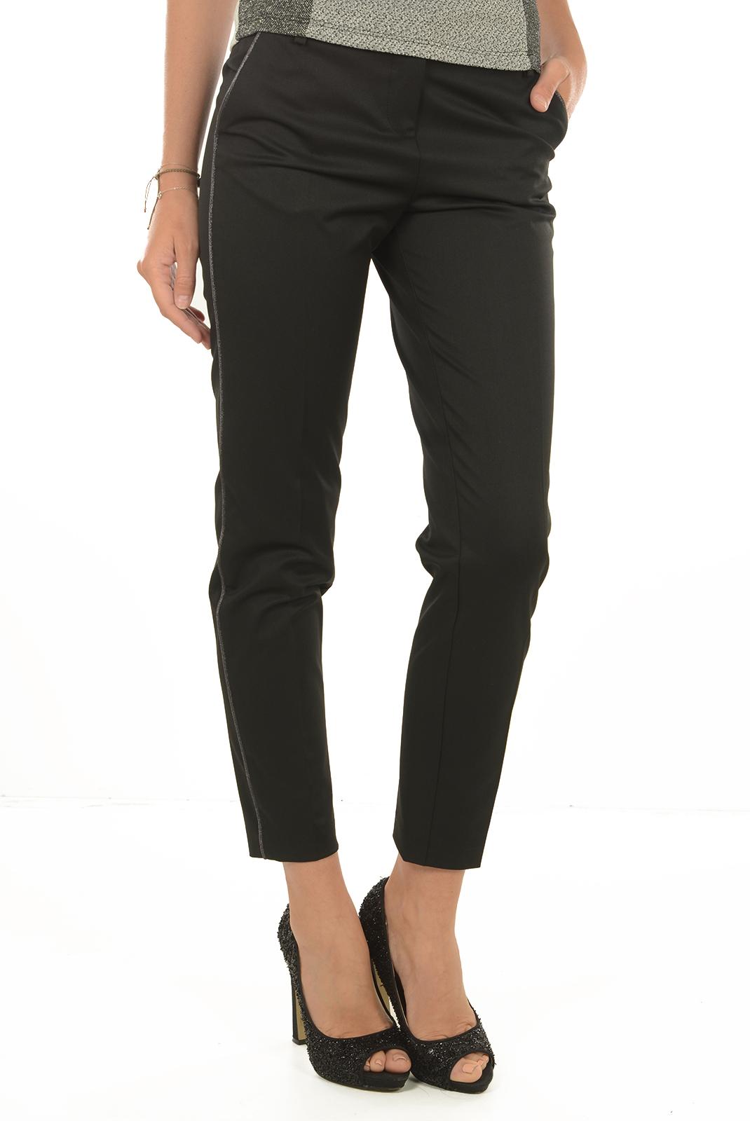 Pantalons  Morgan 171-PCOCO NOIR