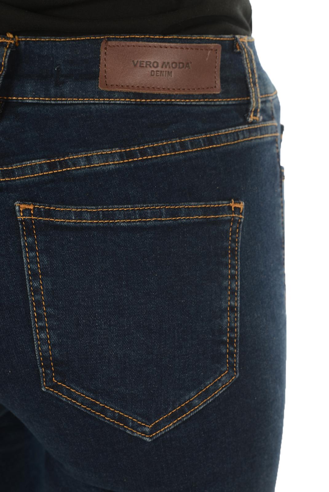 Jeans   Vero moda FIFTEEN STRAIGHT NW BA023 NOOS DENIM