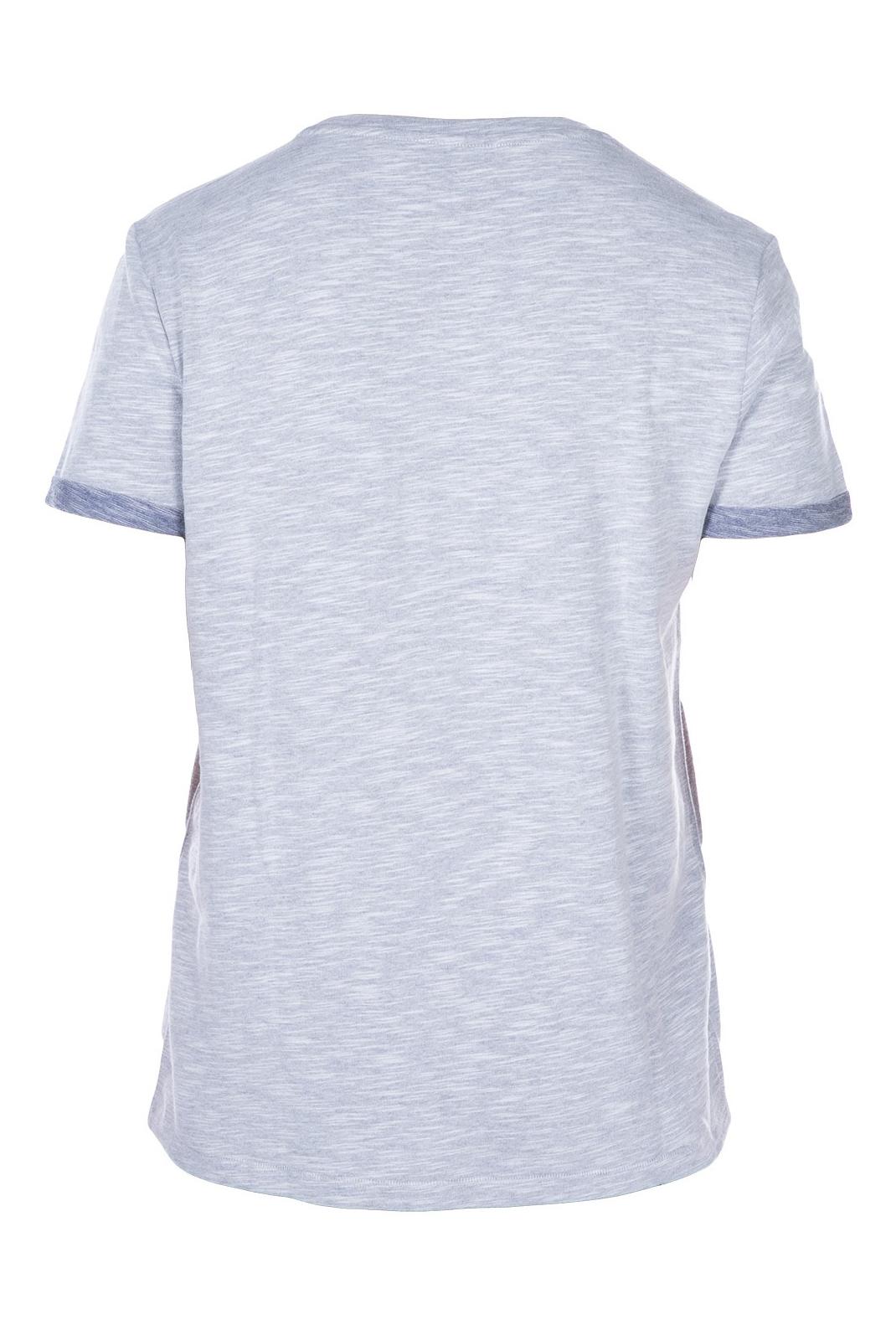 Tee-shirts manches courtes  Deeluxe WELDOM BLEU