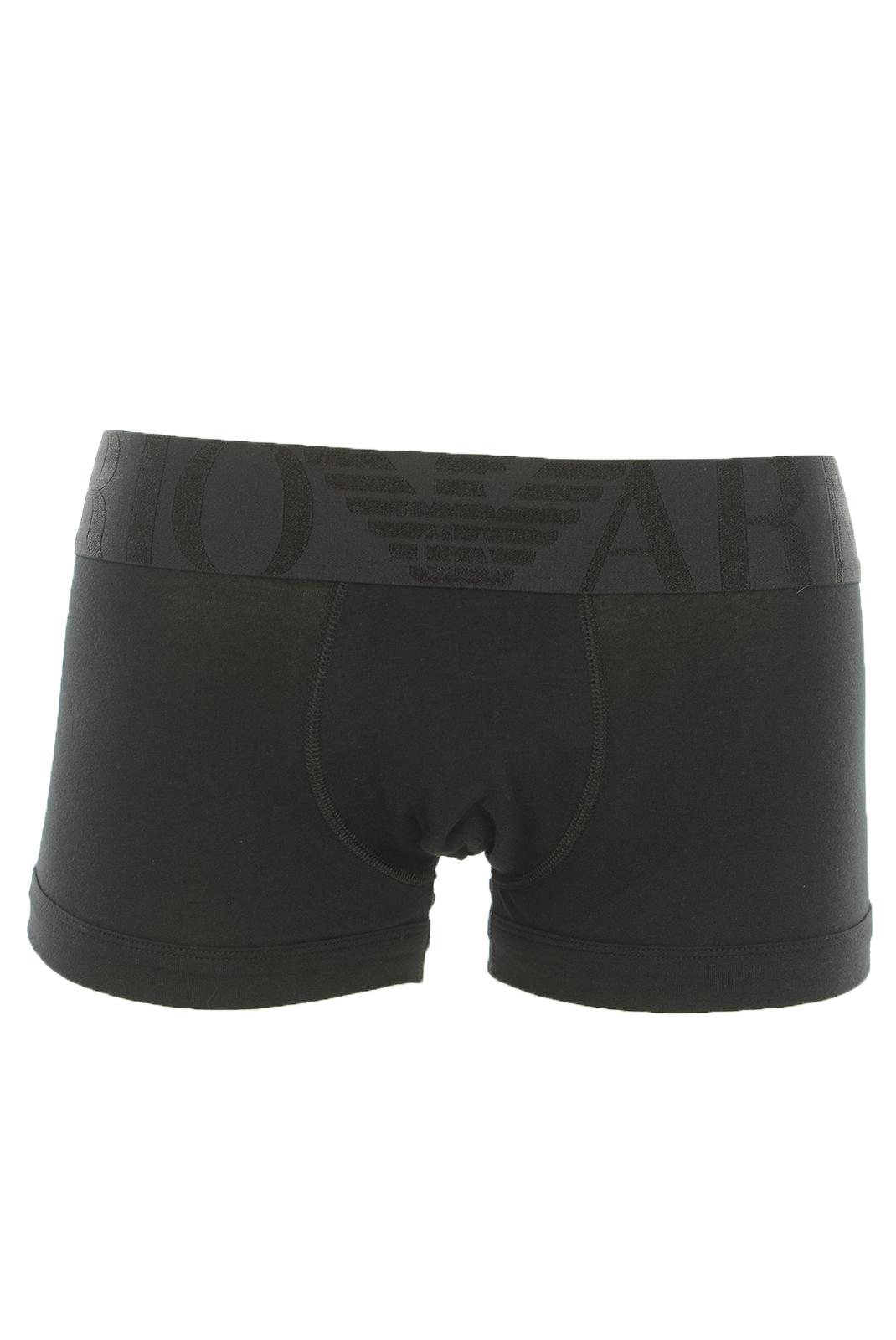 Sous-vêtements  Emporio armani 111389 6A516 020 NOIR
