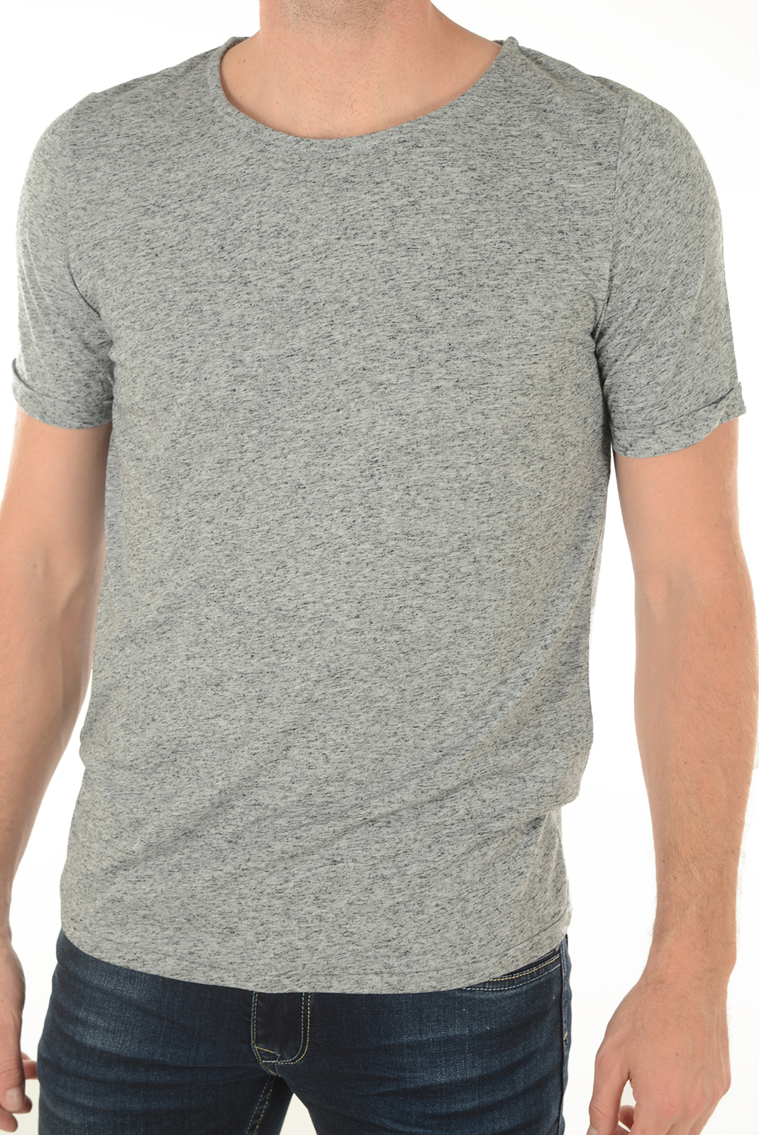 T-S manches courtes  Jack & Jones RANDY TEE SS DK NAVY
