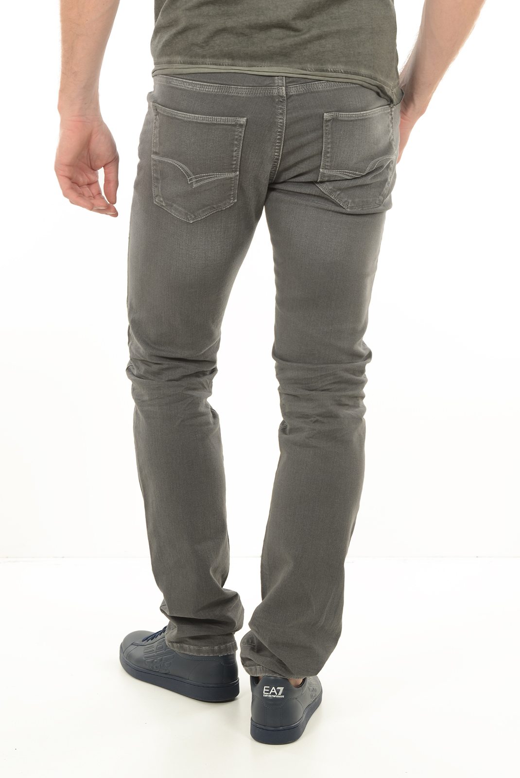 slim / skinny  Lee cooper LC128ZP 7803 ANTHRACITE