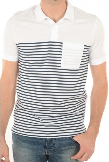 APRIL POLO SS - HOMME JACK AND JONES