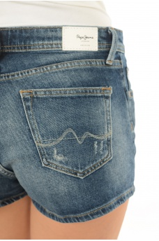 PEPE JEANS: PL800688 PATCHY SHORT