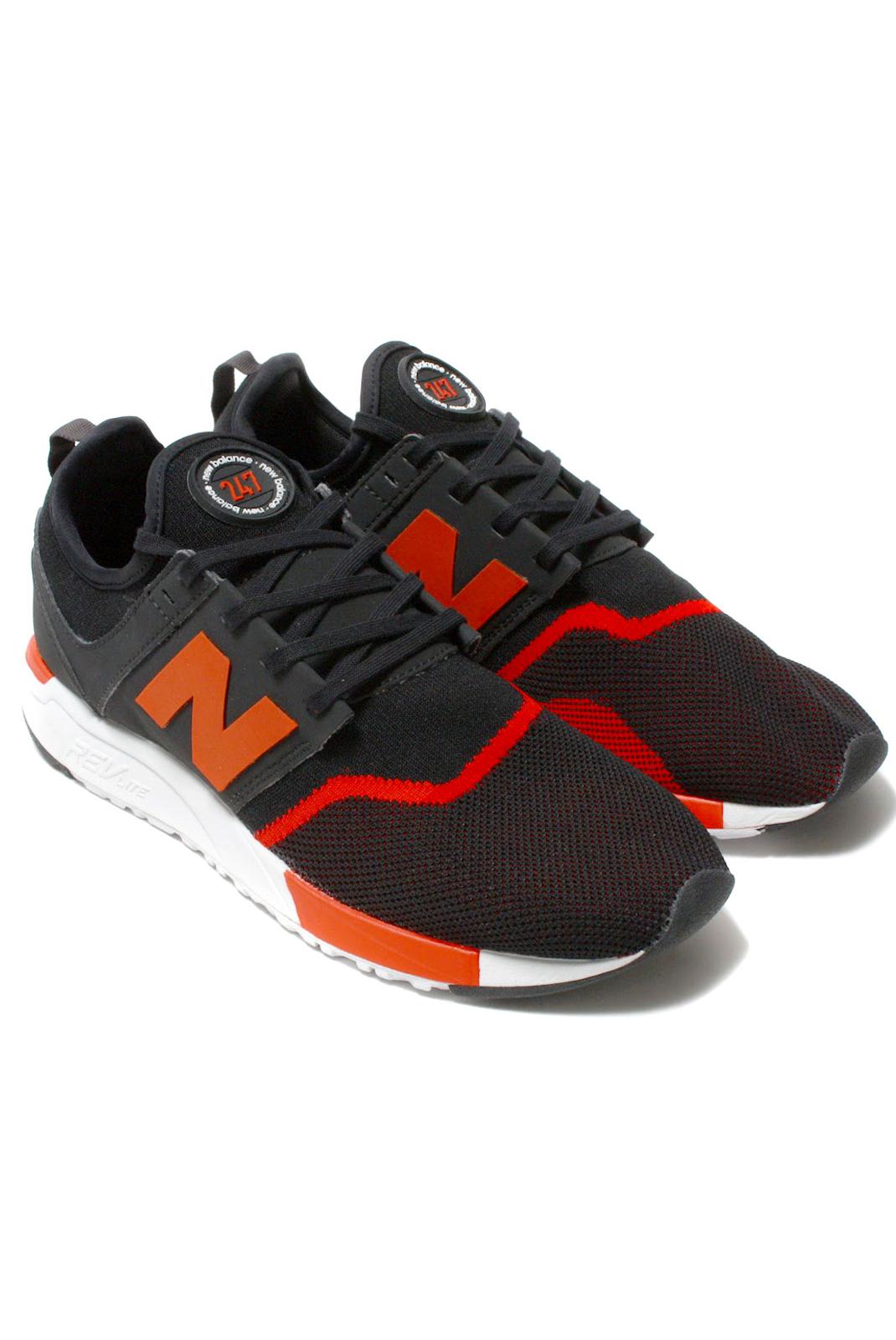 Chaussures   New balance MRL247GR NOIR