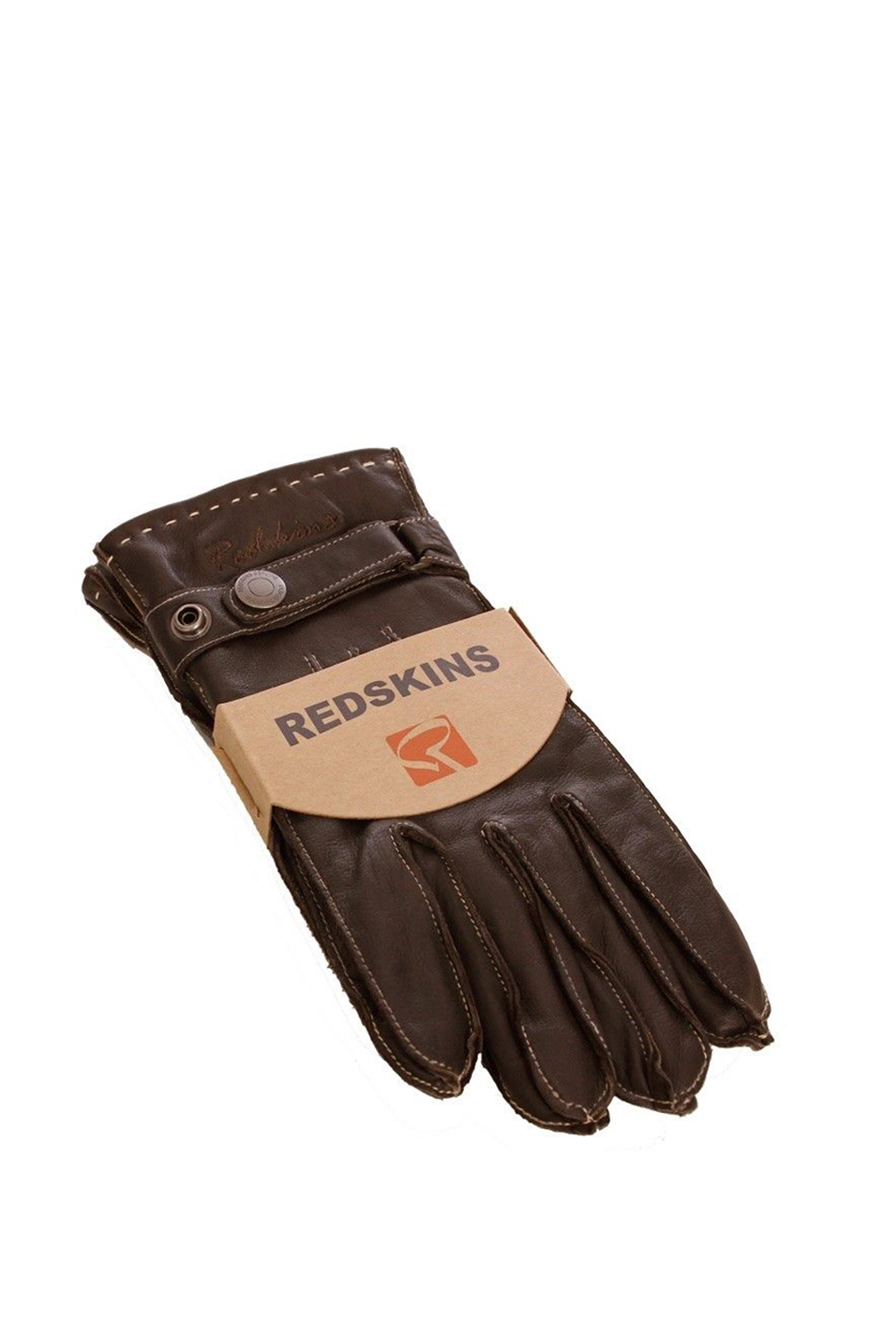 Gants  Redskins ARTS NOIR/MARRON