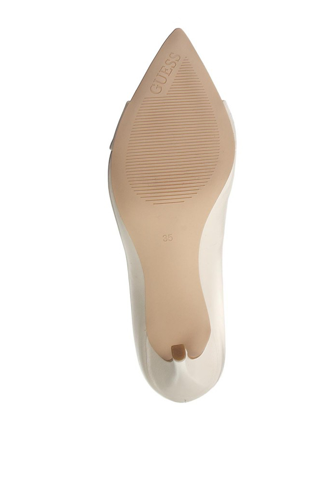 Chaussures  Guess jeans FLEST1 LEA08 CREAM