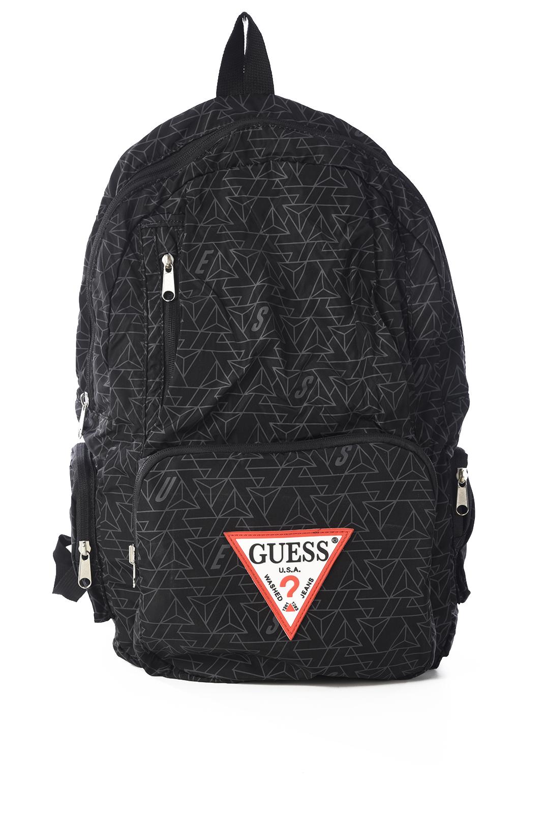 Sacs à dos  Guess jeans HM6387 NYL81 BLACK